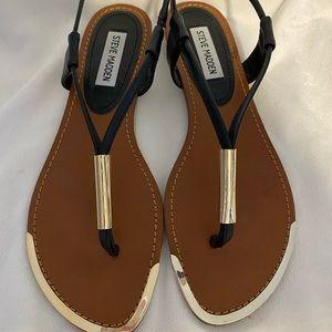 Steve Madden Sandals  only worn once.